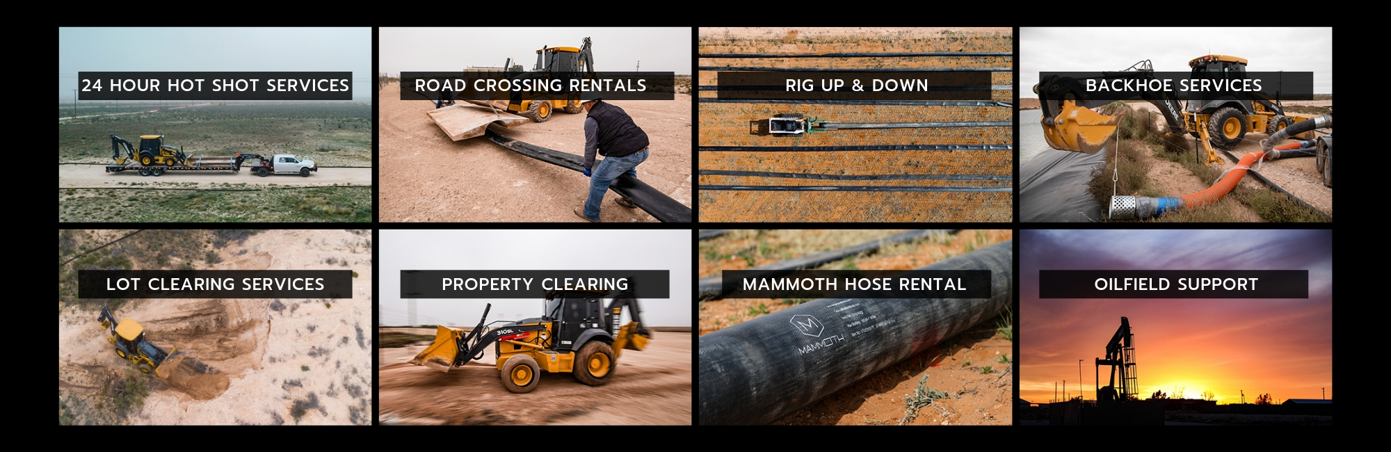D&C Backhoe Services in Midland, TX